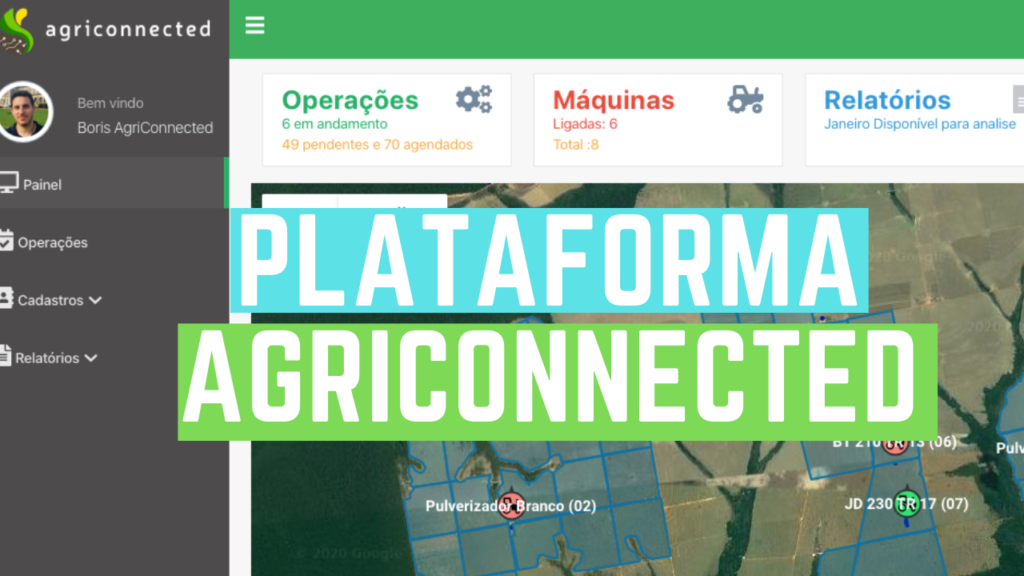 Plataforma Inteligente Agriconnected
